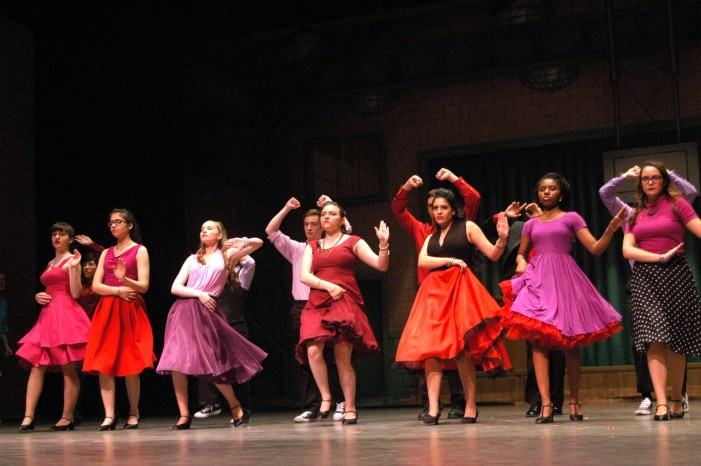 LOHS Thespians present West Side Story