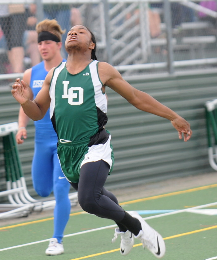 Dragon boys are second in state regional meet
