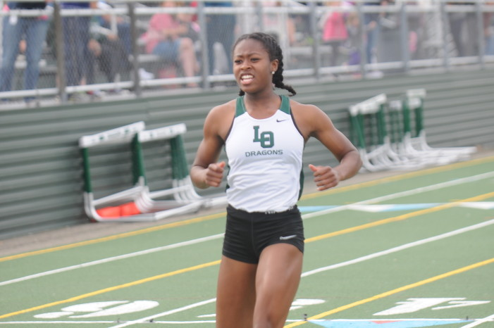 Lake Orion girls track team sending 10 to the state championships