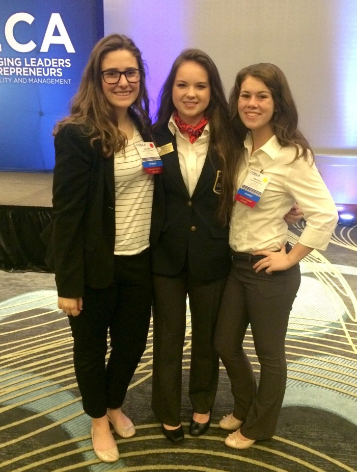 DECA Club brings fresh ideas to Business Expo