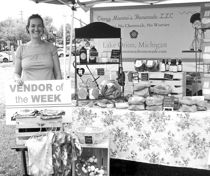 The LO Farmers' Market Vendor of the Week
