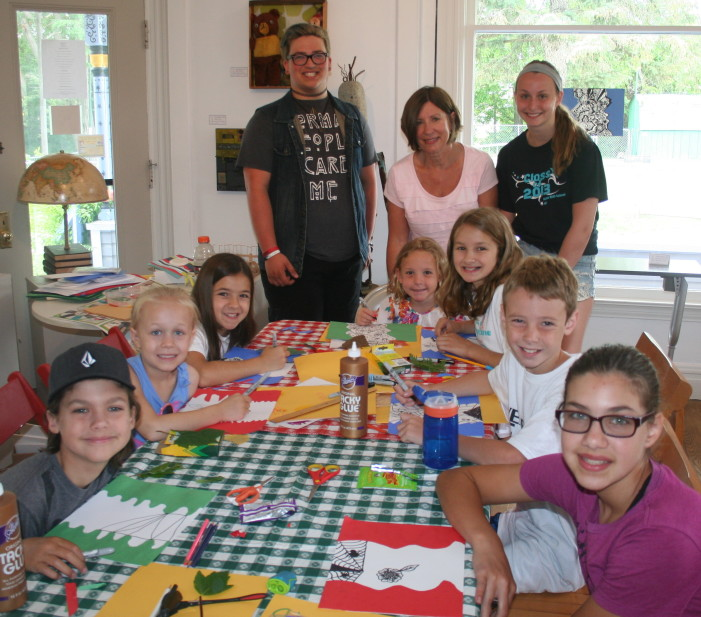 No boredom allowed: OAC camps offer summer fun