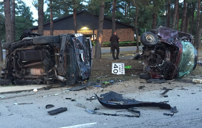 Police chase ends in deadly car crash: Driver arraigned on charges