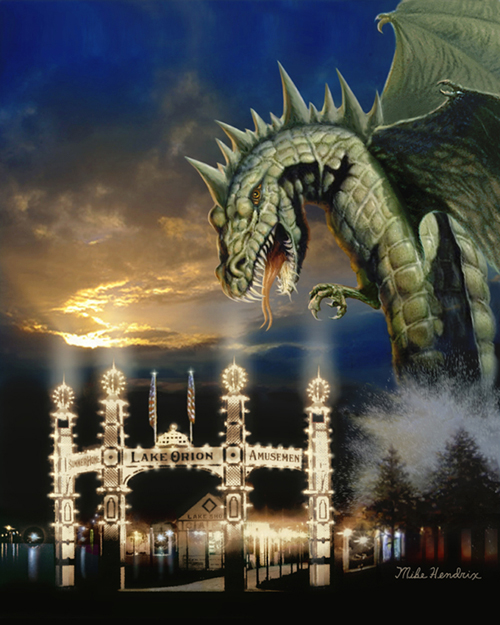 And the legend continues… Dragon on the Lake Festival: Aug. 25-28