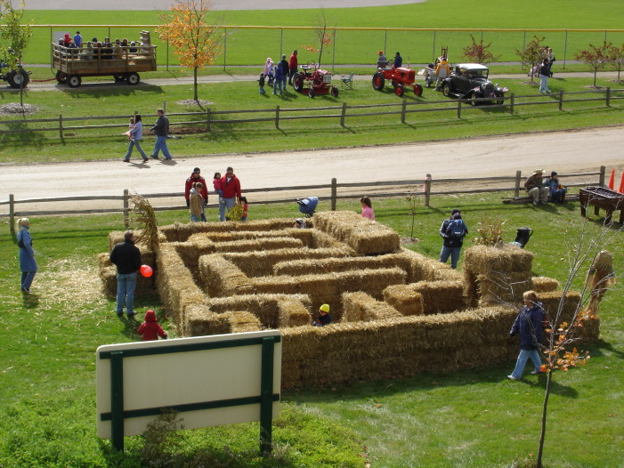 Bring the whole family for a 'Good Ol' Time' at Barn Daze