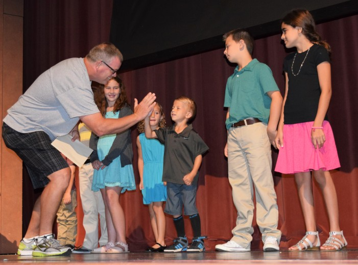 Lake Orion schools, teachers receive multiple awards to start the year