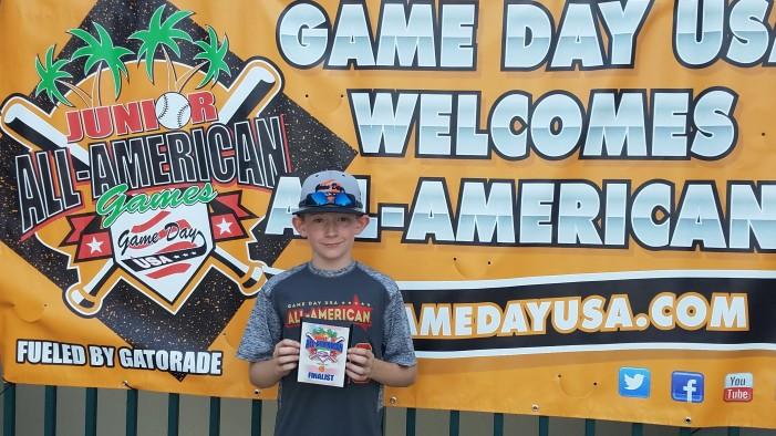 Lake Orion baseball player gets chosen for All-American Games