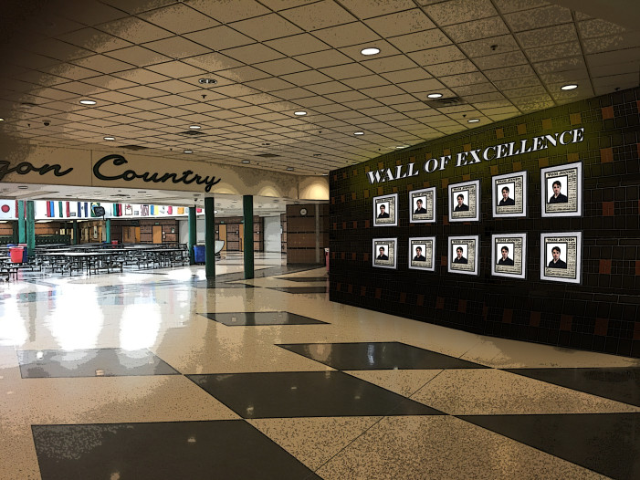 'Wall of Excellence' to recognize outstanding Dragon graduates