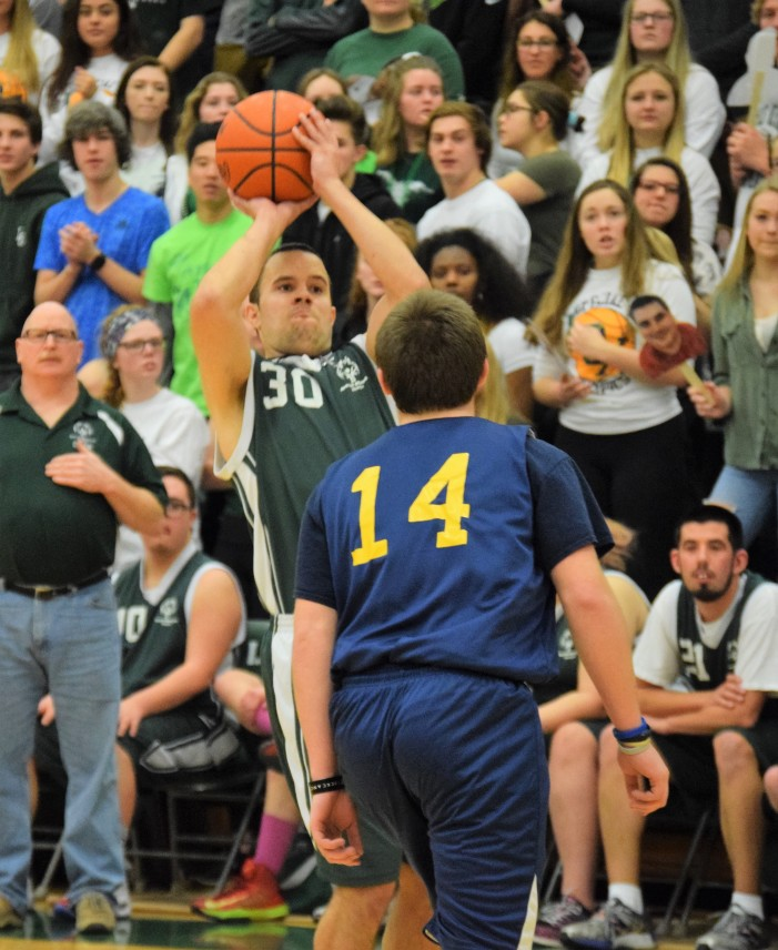 Wildcats narrowly defeat Dragons in Special Olympics basketball showdown
