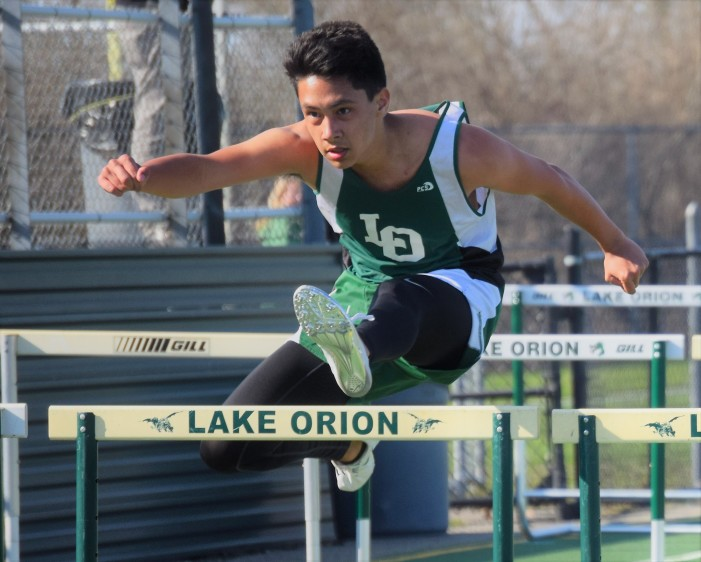 Boys track team looks for sixth straight league title