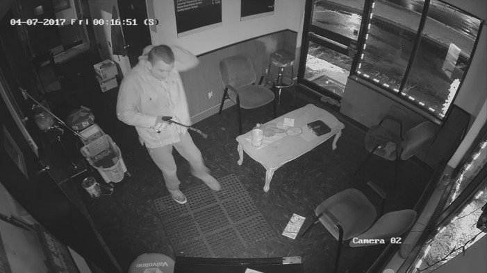 Orion Twp. Sheriff's Office seeks information on cash register bandit
