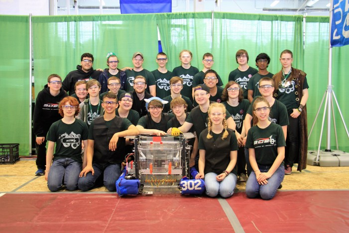 LOHS Robotics Team 302 heads to  World Championship