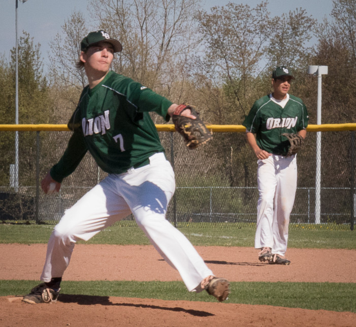 Dragon boys baseball 8-3 in OAA Red after losses to Oxford, Rochester