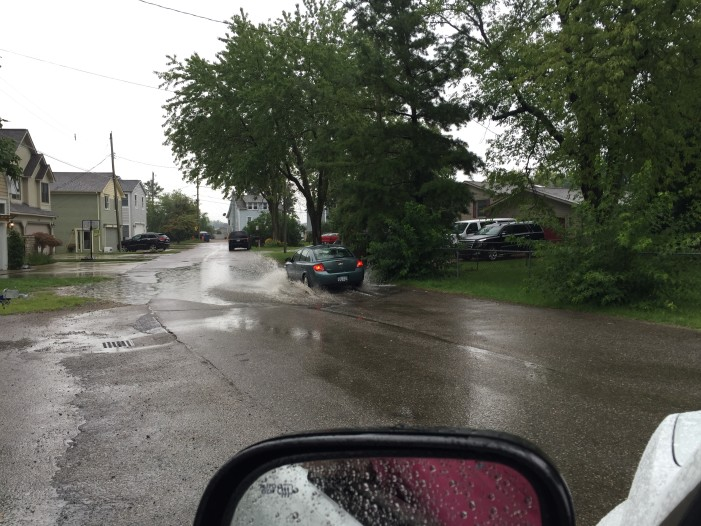 LO Village offers repair options for Lakeview St. flooding