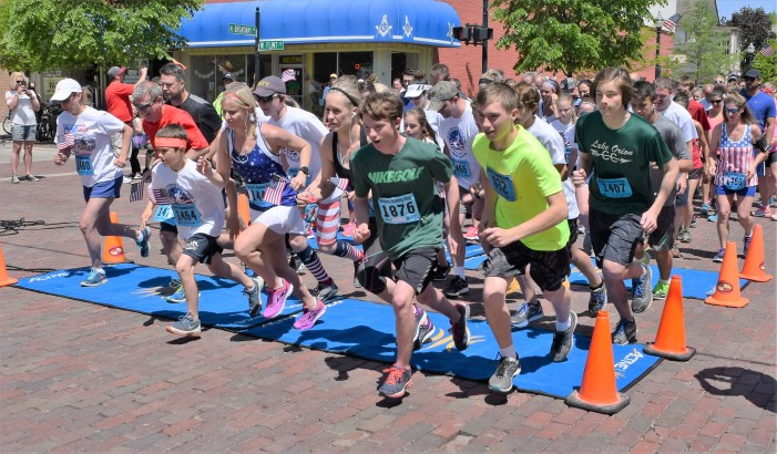 Memories made at Memorial Day races, parade