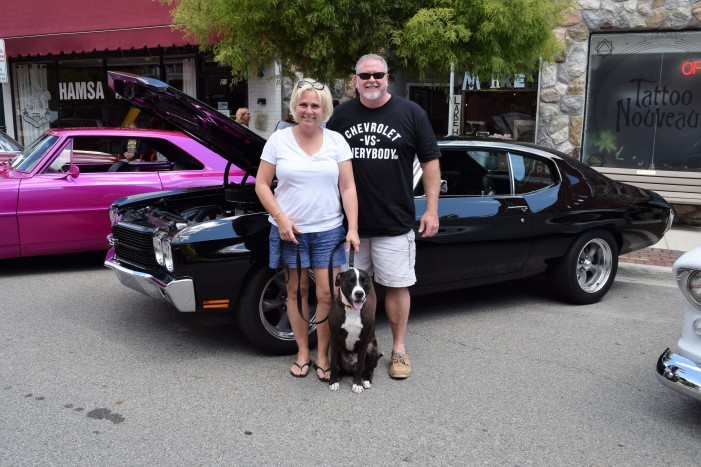Golling Buick GMC classic car show raises funds for Kids' & Kops program