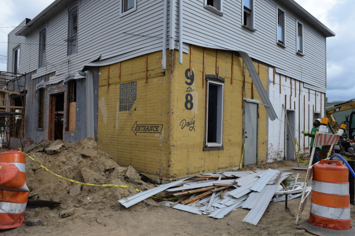 Anita's Kitchen to preserve 45 Flint St.