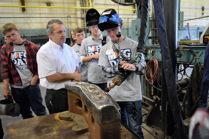 Manufacturing Day in Oakland County