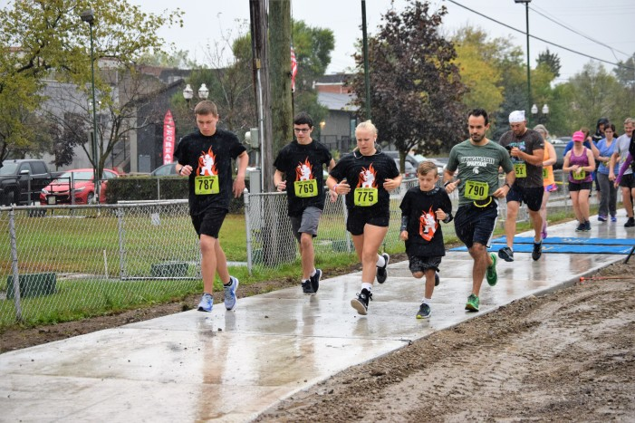 Run with Fire 5K raises awareness, funds