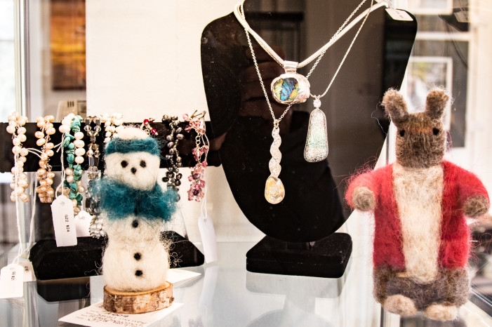 Orion Art Center's Holiday Market offers works by area artists
