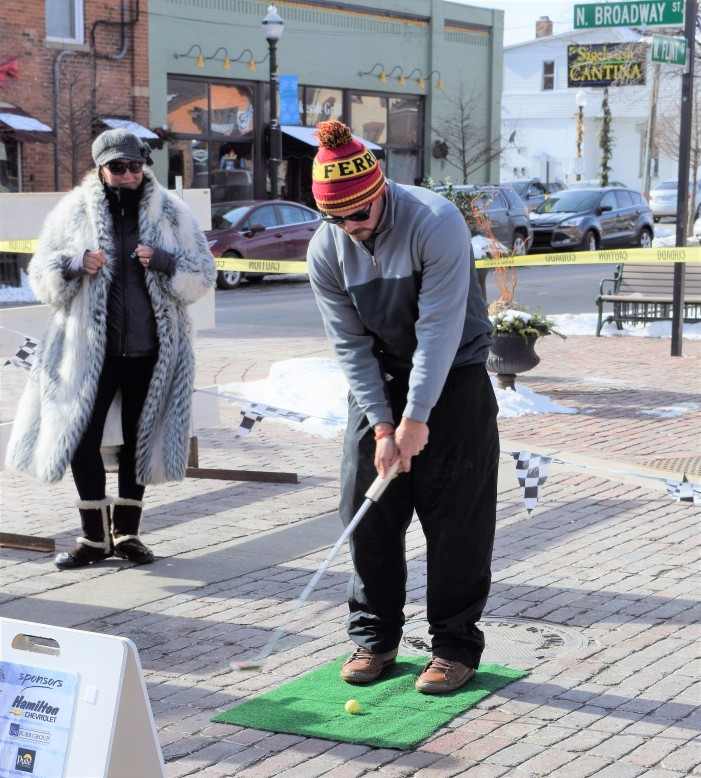 2018 Ice Cup Golf Challenge