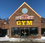 The Gym, 1224 S. Lapeer Rd. in Lake Orion, has received local and national media attention for an ad giving women a membership discount to highlight the wage disparity between men and women. Photo by Susan Carroll.