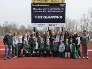 girls track team 8-25-18