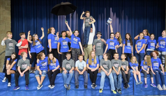 St. Joe's thespians to perform Mary Poppins Jr.