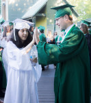 Graduation - high five