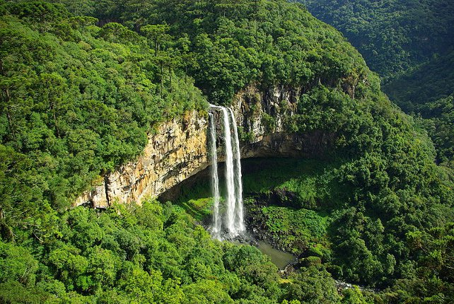 Caracol Falls, Gramado, Brazil