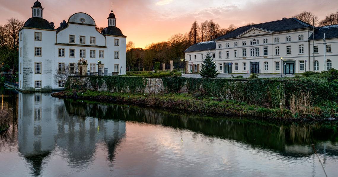 Schloss-Borbeck-Komplettansicht