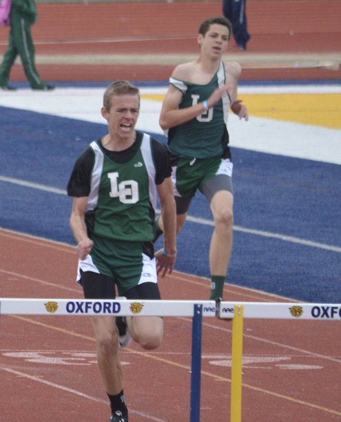 Lake Orion trounces Oxford then takes fourth in invitational