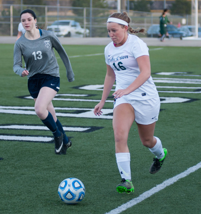 Young Dragon girls' soccer team is ready to contend in OAA