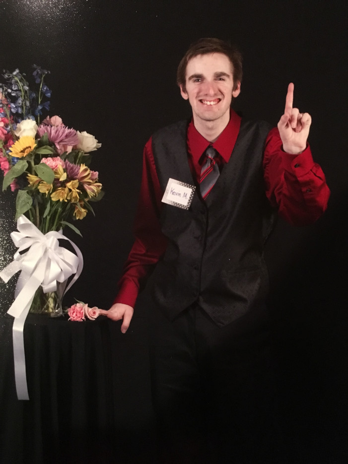 Special needs prom gives the red carpet treatment