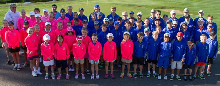 Junior golf program pivotal to the future of golf