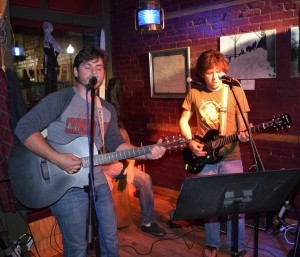 Bootcut and Bash rocked out for the crowd at CJ's on Sept. 24