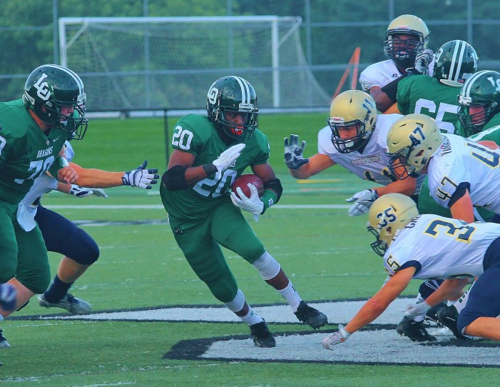 Dragons bite Cougars for win