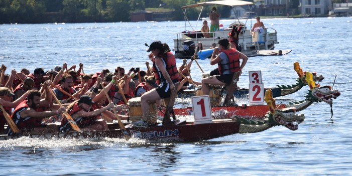Dragon on the Lake cruises to another successful finish