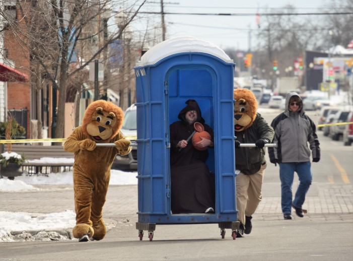Outhouse Races and Ice Golf highlight activities during Winterfest 2017