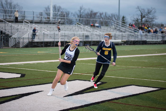 Girls lacrosse team off to a promising 2-1 start