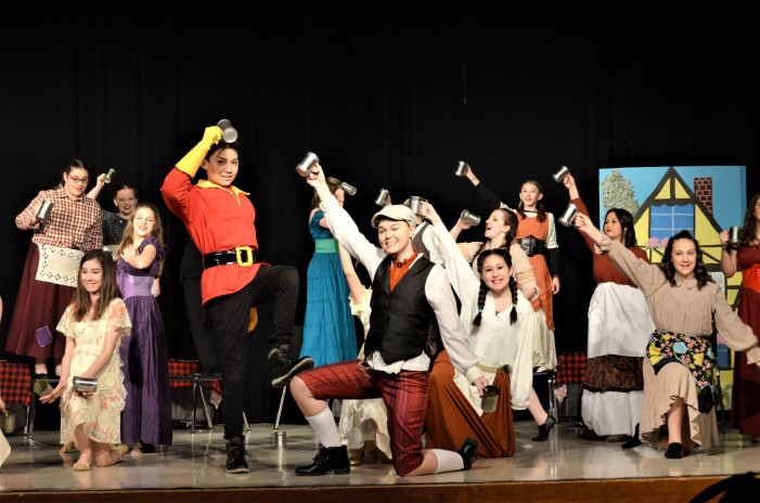 Waldon M.S. thespians shine in spring musical