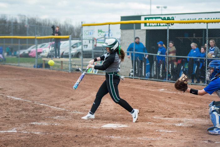 Dragon Softball team looks to turn it around and
