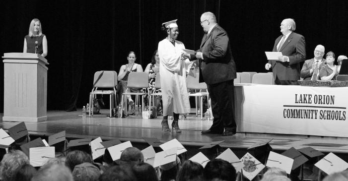 Learning Options 2017 High School Graduation