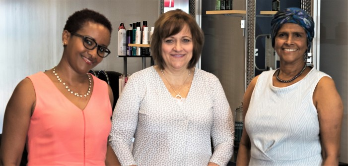 Orion Twp. entrepreneur hosts Rwanda business woman in global mentorship program