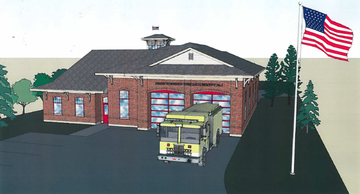 Fire Station No. 1 renovations could begin in August, with more parking, public restrooms