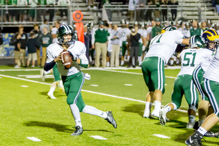 Lake Orion falls to Clarkston 17-9 in OAA Red matchup