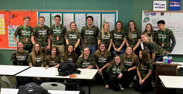 LOHS holds 4th annual Cell Out for Soldiers fundraiser