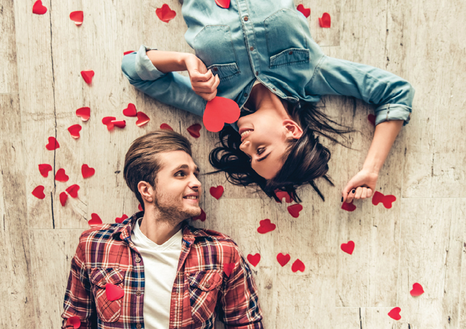 Stuff to think of on Valentine's Day: taxes, crickets and then end of the male species.