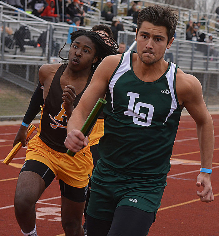 Varsity boys track & field takes 2nd at Oxford Invitational