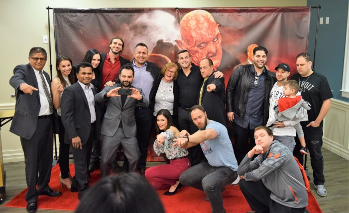 'Nain Rouge' cast & crew meet with Lake Orion residents